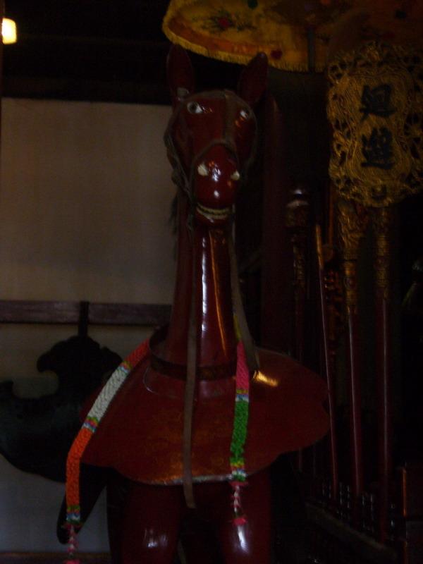 красная лошадь - redhorse